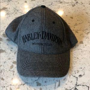 Harley Davidson Wool Hat